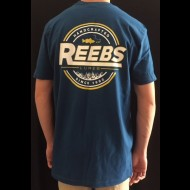 Reebs Lures T-Shirt in Blue
