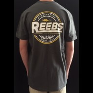 Reebs Lures T-Shirt in Gray