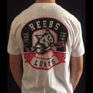 Reebs Lures T-Shirt in White